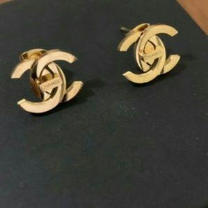 New Chanel Fine shiny beaut earrings 😍😍😍😍